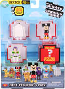 Disney Crossy Roads Mini Figure 4 Pack