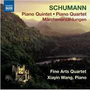 Piano Quintet /  Piano Quartet /  Marchenerzahlungen , Fine Arts Quartet