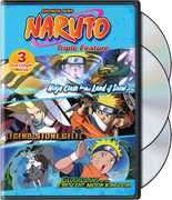Naruto Movies Triple Feature , Amber Allison