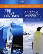 The Last Continent /  Antarctic Mission: The Complete Series , David Suzuki