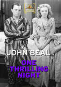 One Thrilling Night , John Beal