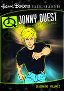 Jonny Quest The Real Adventures Season One Volume Two , J.D. Roth
