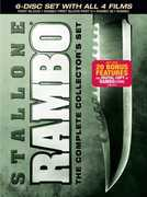 Rambo Complete Collectors Set , Sylvester Stallone