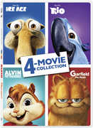 Ice Age /  Rio /  Alvin and the Chipmunks /  Garfield , Jesse Eisenberg