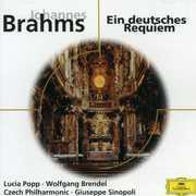 German Requiem Op.45 [Import] , Giuseppe Sinopoli
