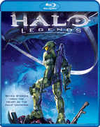 Halo Legends , Andrew Love