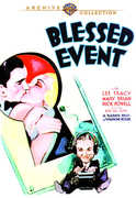 Blessed Event , Lee Tracy