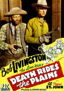Death Rides the Plains , Bob Livingston