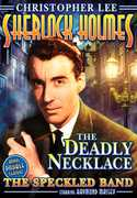 Sherlock Holmes and the Deadly Necklace /  The Speckled BAnd , Christopher Lee