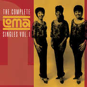 The Complete Loma Singles, Vol.1