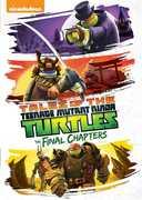 Tales Of The Teenage Mutant Ninja Turtles: The Final Chapters , Sean Astin