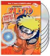 Naruto Uncut Season 3: Volume 2 Box Set , Dave Wittenberg