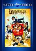 The Return of the Musketeers , Michael York