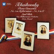 Tchaikovsky: Piano Concertos Nos 1 & 2 , Emil Gilels