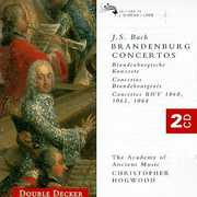 Brandenburg Concertos , Christopher Hogwood