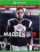 Madden NFL 18 - Includes 500 Ultimate Team Points