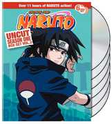 Naruto Uncut Season 1: Volume 2 Box Set , Dave Wittenberg