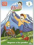 Vol. 3-Heidi-Regreso a los Prados [Import] , Heidi