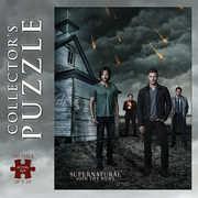 Puzzle (550 Piece): Supernatural (Season 9)