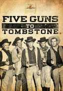 Five Guns to Tombstone , James Brown