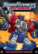 Transformers Armada: The Complete Series , Maria Aronoff
