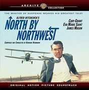North By Northwest (Original Soundtrack) , Bernard Herrmann