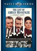 List of Adrian Messenger , George C. Scott