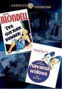 I'VE GOT YOUR NUMBER /  HAVANA WIDOWS , Joan Blondell