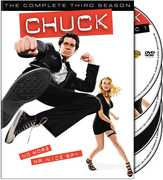 Chuck: The Complete Third Season , Zachary Levi