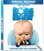 The Boss Baby (Deluxe Edition) , Alec Baldwin