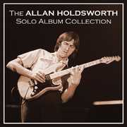 Allan Holdsworth Solo Album Collection , Allan Holdsworth