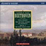 Beethoven: Triple Concerto /  Trio for Piano Clar /  Trio No. 11 [Import] , Ludwig van Beethoven