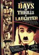 Days of Thrills and Laughter , Buster Keaton