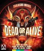 Dead Or Alive Trilogy , Riki Takeuchi