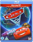 Cars 2 3D [Import] , John Turturro