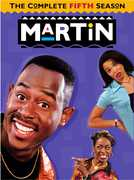 Martin: The Complete Fifth Season , Martin Lawrence
