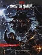 Monster Manual: Core Rule Book (Dungeons & Dragons, D&D)