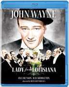 Lady From Louisiana , John Wayne