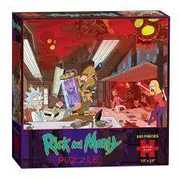 Puzzle (550 Piece): Rick And Morty