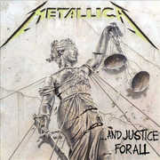 And Justice for All , Metallica