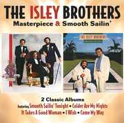 Masterpiece /  Smooth Sailin [Import] , The Isley Brothers