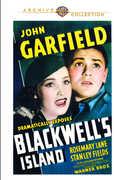 Blackwell's Island , John Garfield