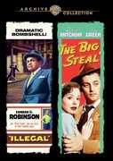 Illegal /  The Big Steal , Edward G. Robinson