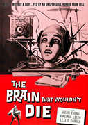 The Brain That Wouldn't Die , Virginia Leith