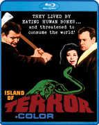 Island of Terror , Peter Cushing