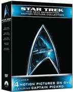 Star Trek: Next Generation Motion Picture Coll , Patrick Stewart