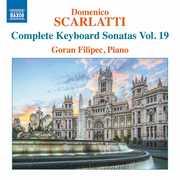 Domenico Scarlatti: Complete Keyboard Sonatas 19