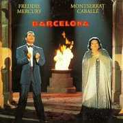 Barcelona , Freddie Mercury