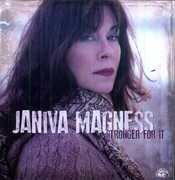 Stronger for It , Janiva Magness