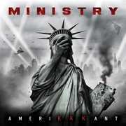 Amerikkkant (red & Black Swirl Vinyl) , Ministry